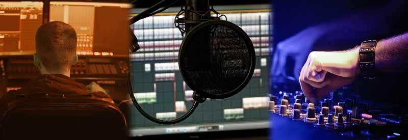 Careers n The Recording Industry