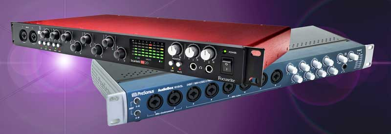 Advanced Audio Interface Review