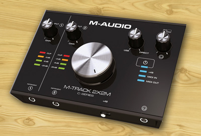 M-Audio Audio Interface