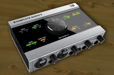 Native-Instruments Audio Interface