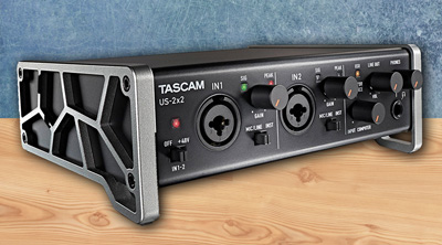 Tascam Audio Interface